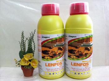 Bán thuốc diệt mối Lenfos 50 EC