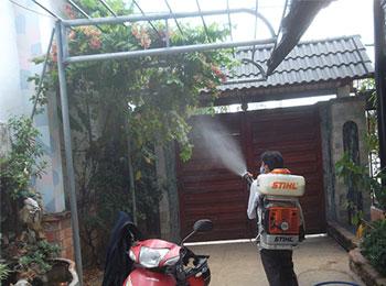 Dịch vụ diệt muỗi côn trùng Bắc Ninh