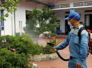 Diệt Côn Trùng gây hại diệt muỗi Hải Dương