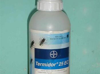 Thuốc diệt mối Terdomi 25 EC